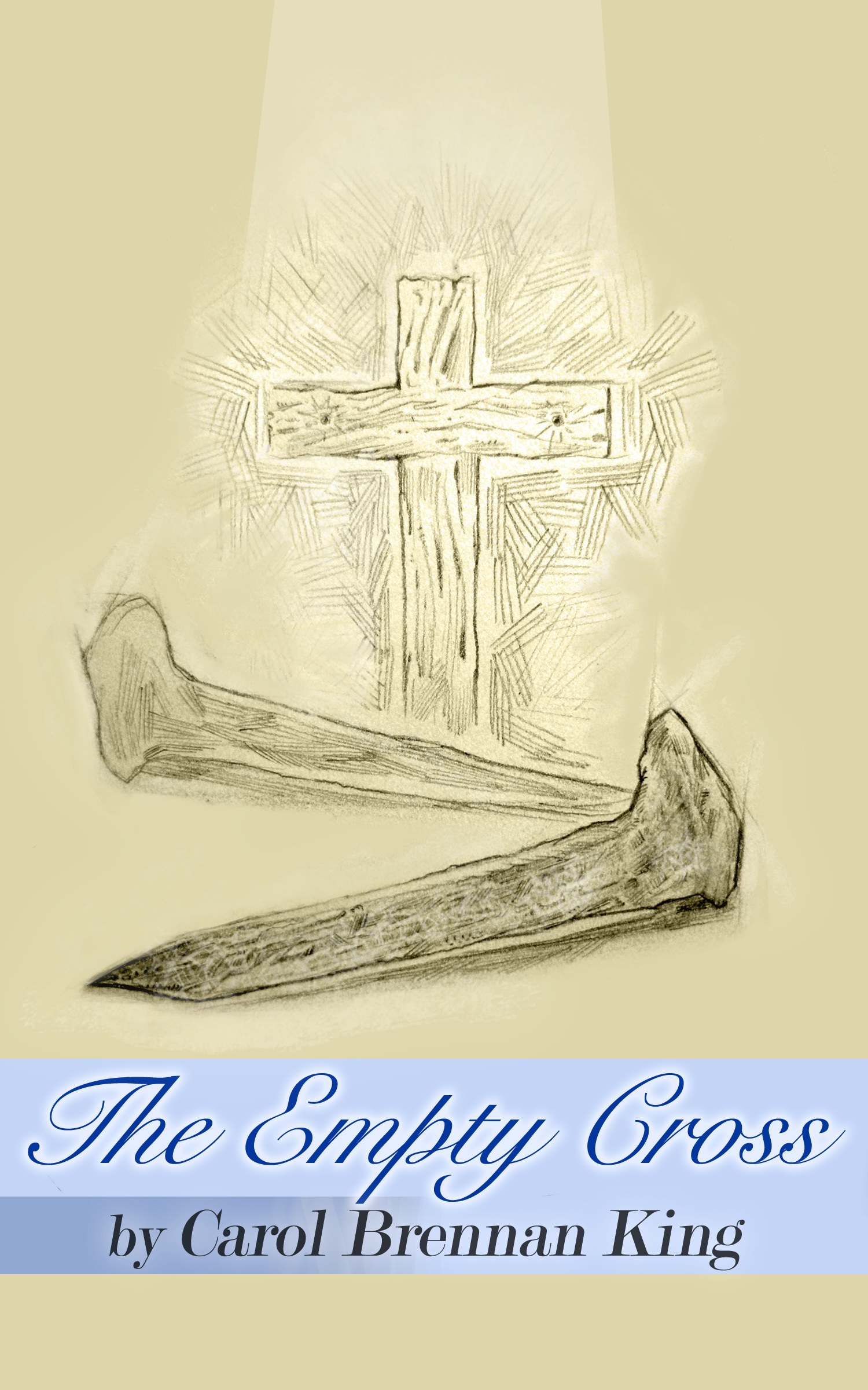 the empty cross-2 cover